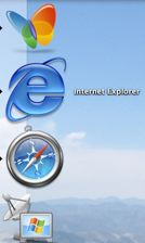 A picture named ie_dock.jpg